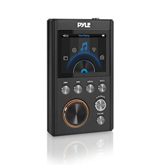 Pyle New Generation Hi-Res Music Player