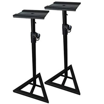EMB Professional Heavy Duty Studio Monitor Stands