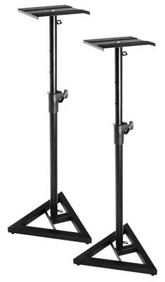 OnStage Adjustable Monitor Stands