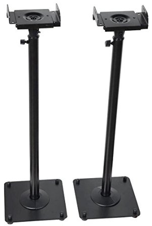 VideoSecu Satellite Speaker Stand Mount