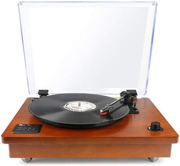 1byone Belt Driven Turntable