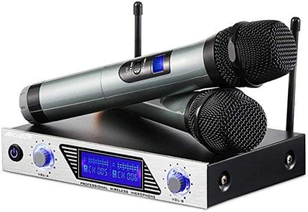 ARCHEER VHF Wireless Microphone System