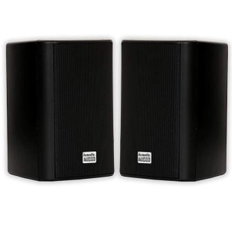 Acoustic Audio AA351B Indoor Outdoor 2 Way Speakers