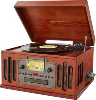 Crosley Musician CR704D-PA Turntable