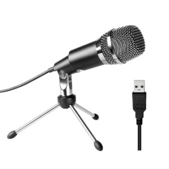 FIFINE USB Microphone, Plug and Play