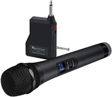 Fifine Handheld Dynamic Microphone