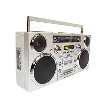 GPO Brooklyn Retro-Style Boombox