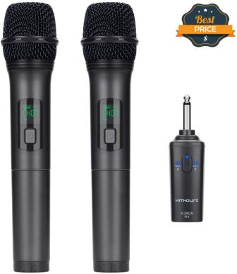 Kithouse K380A Wireless Microphone