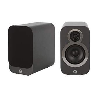 Q Acoustics 3010i Compact Bookshelf Speaker Pair