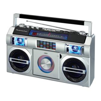 Studebaker Retro Street Boombox with Bluetooth