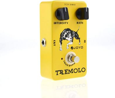 Top 15 Best Tremolo Pedals in 2019– A Complete Buyer's Guide