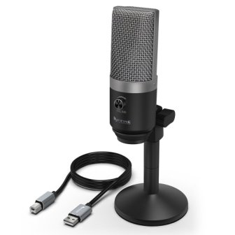 USB Microphone, Fifine PC