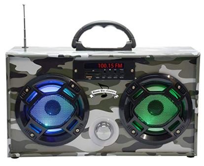 Wireless Express Mini Boombox