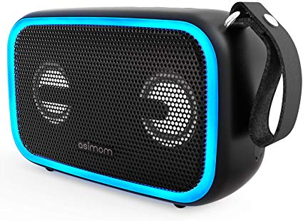 Bluetooth Speakers Asimom 28W Portable Outdoor Speakers