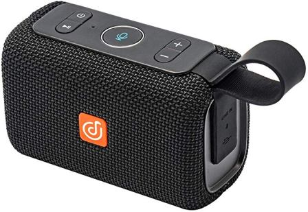 DOSS E-go Alexa-Enabled Portable Bluetooth Speaker