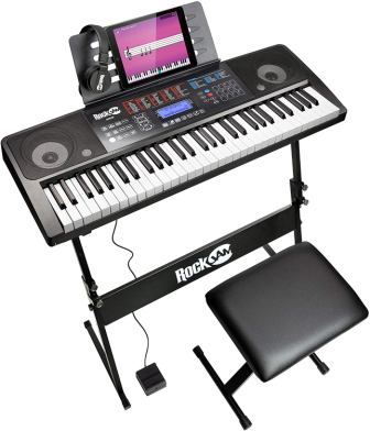 RockJam Interactive Keyboard