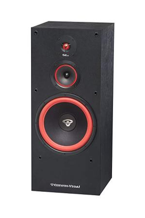 Cerwin-Vega SL-12 12-inch 3-Way Floor Tower Speaker