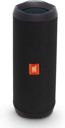 JBL Flip 4 Waterproof Portable Bluetooth Speaker (Top Pick)