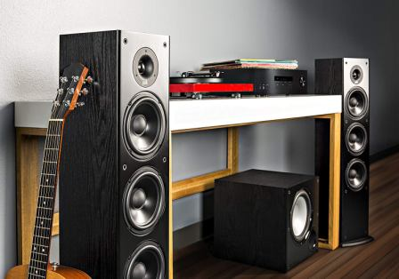 Top 15 Best Tower Speakers in 2019
