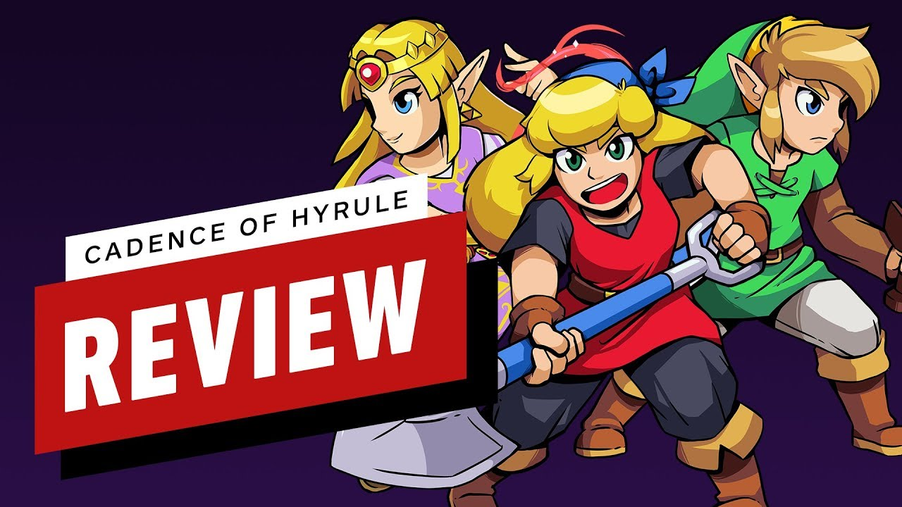 Cadence Of Hyrule Review Dijital Fix