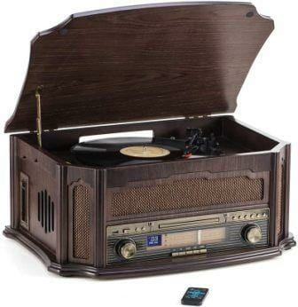 RCM Vintage MC-255BT Vinyl Player