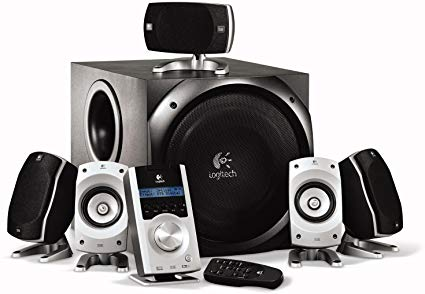 Logitech Z-5500 5.1 Surround Speaker System