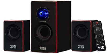 Acoustic Audio 2.1 Speaker System