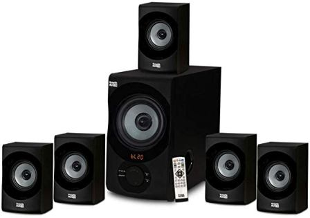 Acoustic Audio 5.1 Speaker System