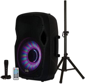 Acoustic Audio AA15LBS Bluetooth Speaker