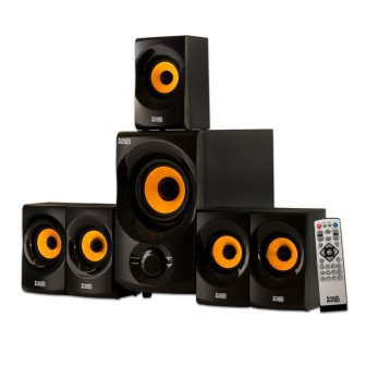 Acoustic Audio AA5170 Home Theatre 5.1 Bluetooth Speaker System