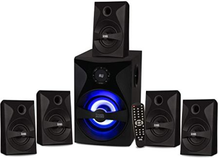 Acoustic Audio AA5400 Bluetooth 5.1 Speaker System