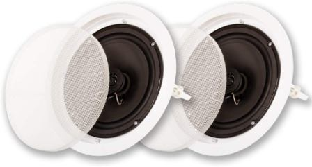 Acoustic Audio In Ceiling 8″ Speaker