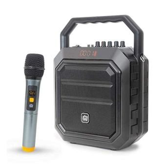 Deco Gear Portable PA Speaker with Microphone