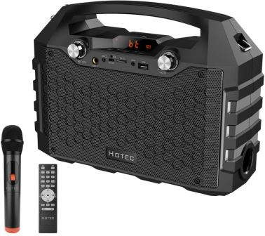 Hotec Portable PA Speaker System with Microphone