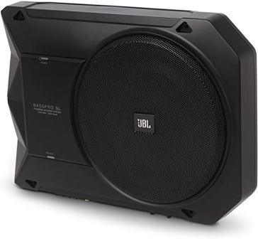 JBL GT-BassPro Car Audio Powered Subwoofer System (Top pick)