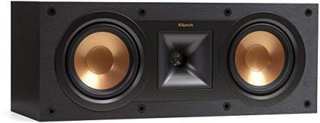 Klipsch R-25C Center Channel Speakers