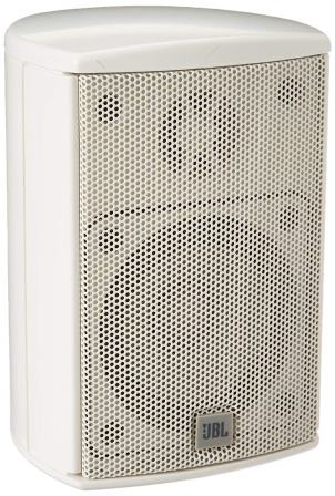 Leviton AESS5-WH Architectural Edition Powered by JBL Satellite Speaker