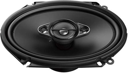 Pioneer TS-A6880F A-Series 4-Way Audio Coaxial Speakers