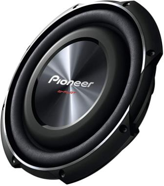 Pioneer TS-SW2002D2 Shallow-Mount Subwoofer