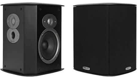 Polk Audio FXI A4 Pair of Surround Speakers