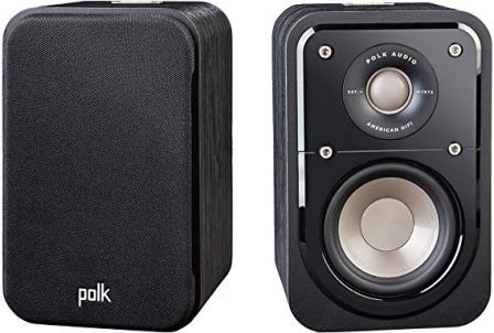 Polk Audio Signature Series S10 Bookshelf Speakers