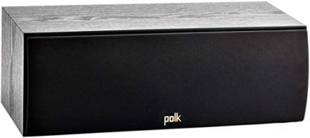 Polk Audio T30 100W Home Theater Center Channel Speaker
