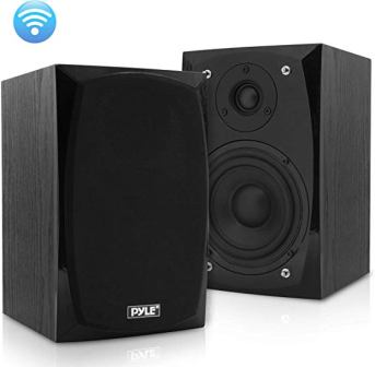 Pyle Bookshelf Speakers