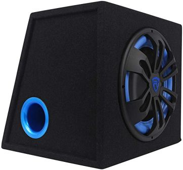 Rockville RVB12.1A Subwoofer with Enclosure Box