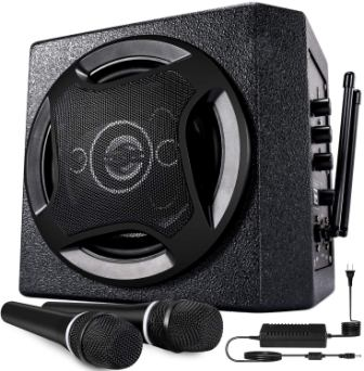 Tonor X168 PA Speaker System with Microphone