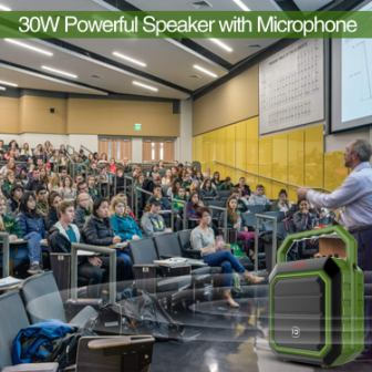 Top 15 Best Speakers with Microphone in 2020