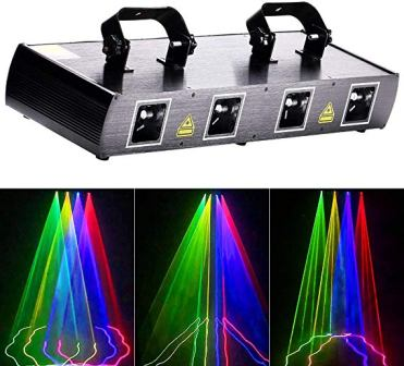 U`King Mini Dj Lights