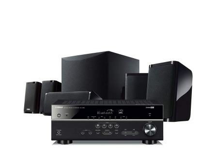 Yamaha Yht-4950U 4K Ultra HD 5.1-Channel Home Theater System