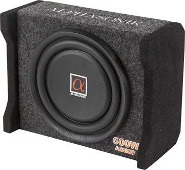 Alphasonik AS10DF Slim Subwoofer