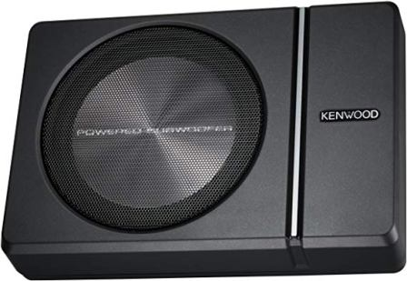 Kenwood KSC-PSW8 Slim Subwoofer